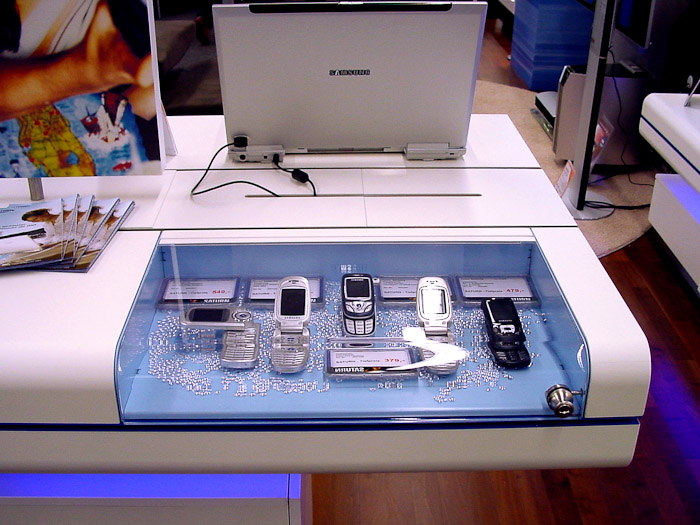 2005 Samsung CSDS-002